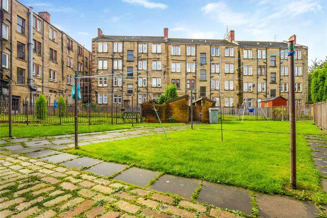Communal Gardens of Flat 1/2, Torbeck Street, Bellahouston, Glasgow G52