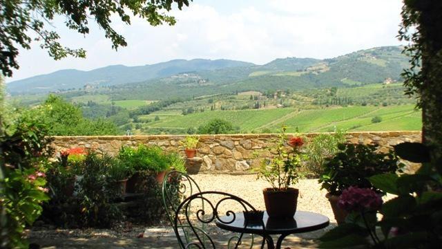 Picture No.07 of Panoramic Farmhouse Restoration, Chianti, Tuscany
