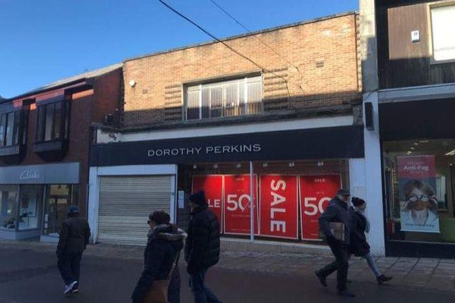 Thumbnail Retail premises to let in 10-12 Castle Street, 10-12 Castle Street, Hinckley