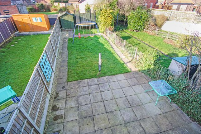 Rear Garden of Banks Road, Coventry CV6