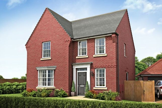 "Thumbnail Detached house for sale in ""Bradbury"" at Sir Williams Lane, Aylsham, Norwich"