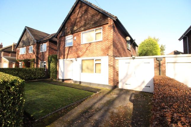 Thumbnail Detached house for sale in Bartley Road, Northenden, Manchester
