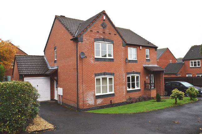 Thumbnail Semi-detached house for sale in St Marks Drive, Wellington, Telford, Shropshire