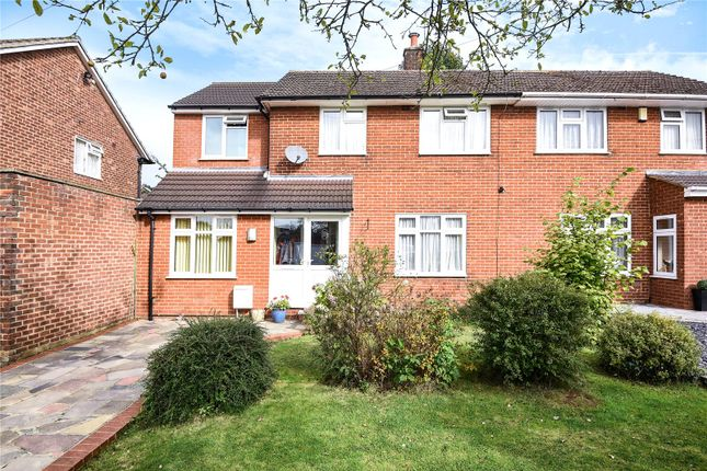 Thumbnail Semi-detached house for sale in Honister Close, Stanmore, Middlesex