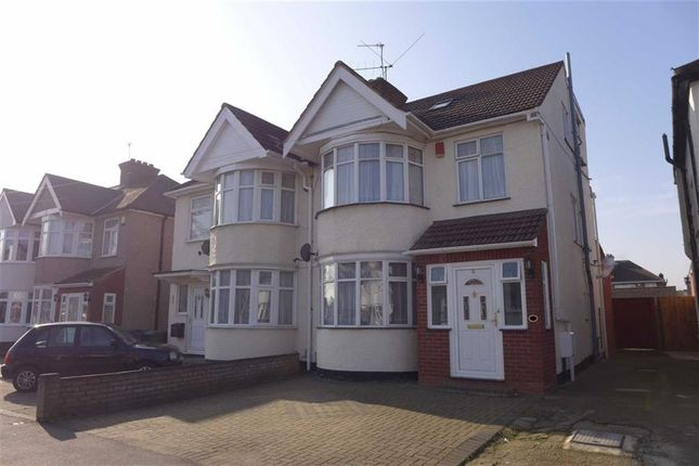 4 bed semi-detached house for sale in Oakfield Avenue, Harrow, Middlesex