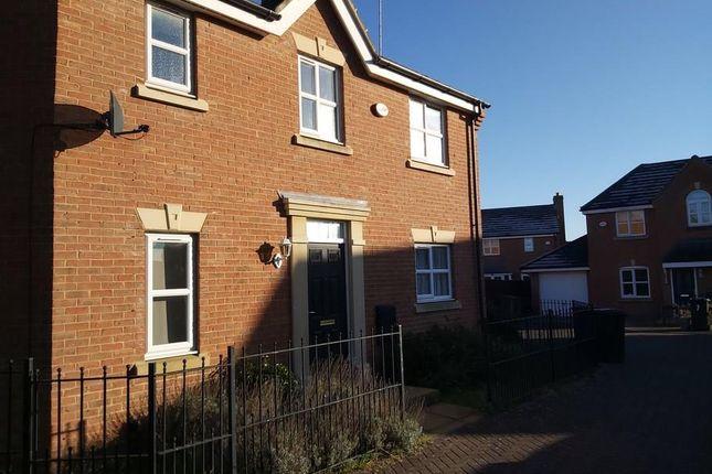 3 bed semi-detached house for sale in Hornbeam Road, Hampton Hargate, Peterborough PE7