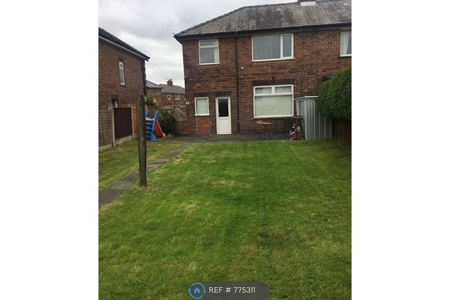 Thumbnail Semi-detached house to rent in Cornwall Road, Widnes