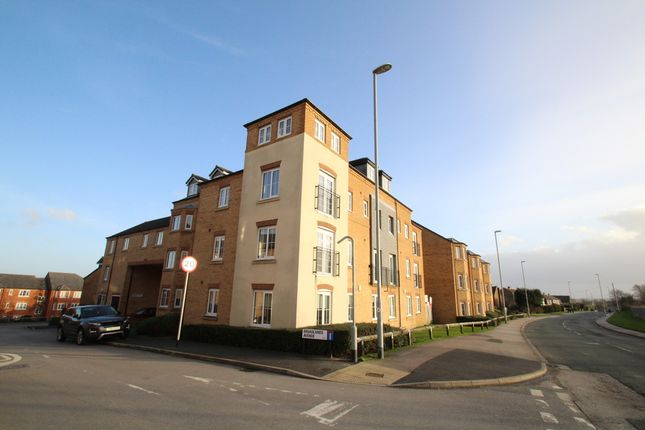 Thumbnail Flat to rent in Broadlands Court, Pudsey