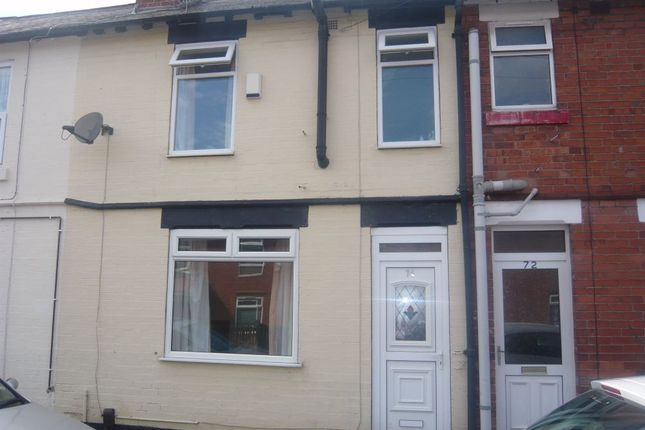 Thumbnail Terraced house to rent in Smith Street, Mansfield, Nottinghamshire
