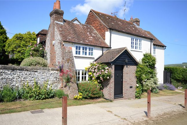 Thumbnail Cottage for sale in Offham, South Stoke, Arundel, West Sussex