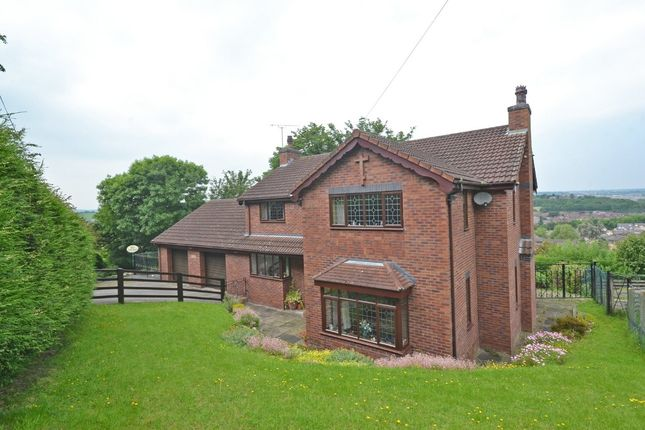 Thumbnail Detached house for sale in Longcauseway, Thornhill Lees, Dewsbury