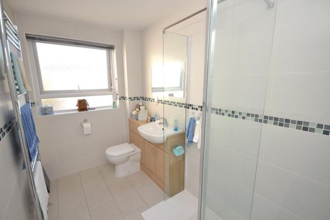 Shower Room of The Rolle, 2 Fore Street, Budleigh Salterton, Devon EX9