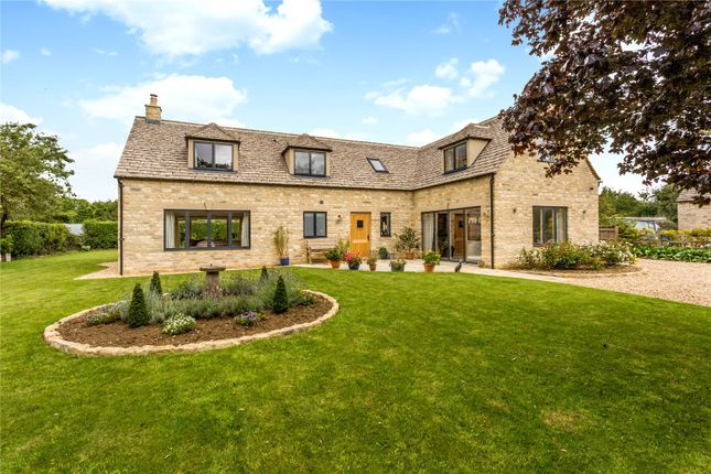 Thumbnail Detached house for sale in Sunhill, Poulton, Cirencester, Gloucestershire