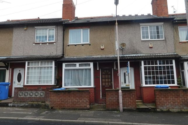 Thumbnail Property to rent in Hardwick Street, Mansfield