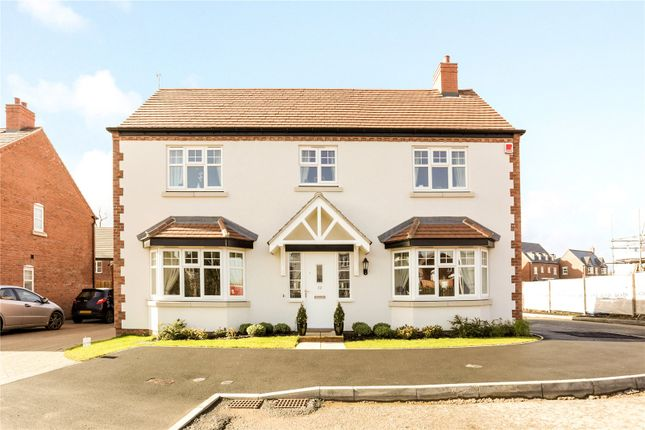 Thumbnail Detached house for sale in Squirrels Street, Bishopton, Stratford-Upon-Avon, Warwickshire