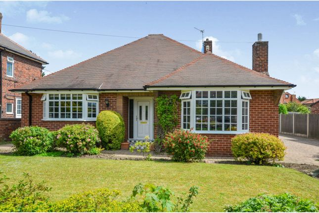 Thumbnail Detached bungalow for sale in Goose Lane, Rotherham