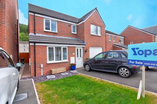 Thumbnail Detached house for sale in Ffordd Y Glowyr, Mountain Ash