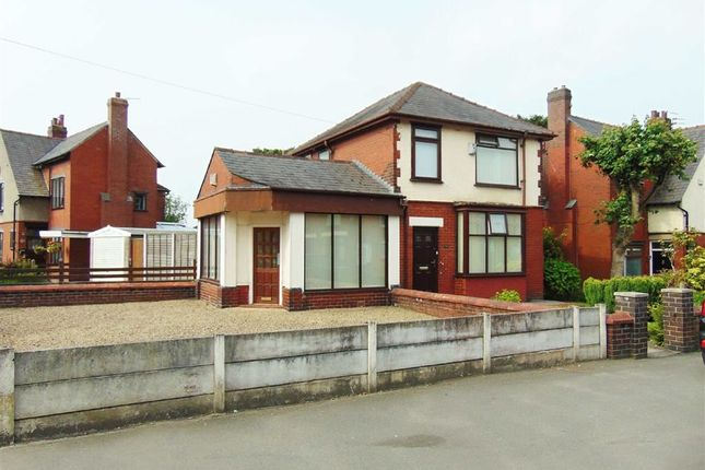 Thumbnail Detached house for sale in Bury Road, Bolton