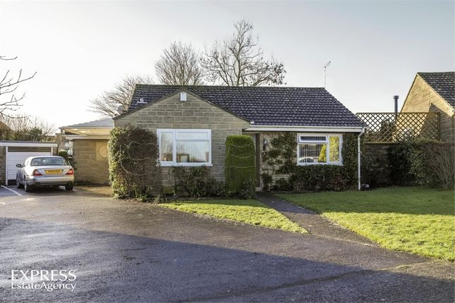 Thumbnail Detached bungalow for sale in Beaufort Gardens, South Petherton, Somerset