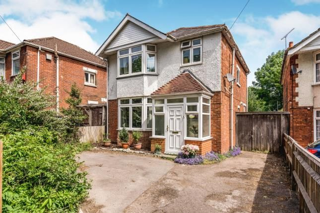 Thumbnail Detached house for sale in Southampton, Hampshire, .