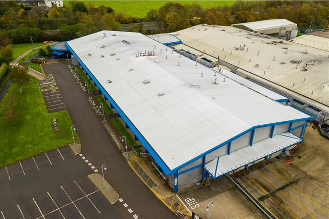 Thumbnail Industrial to let in Former Kensey Foods, Pennygillam Industrial Estate, Launceston, Cornwall