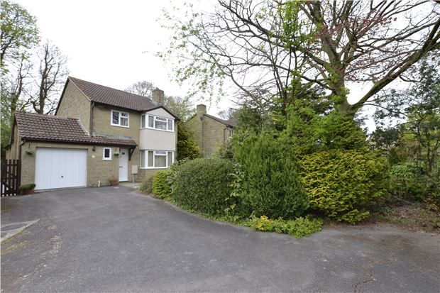Thumbnail Detached house for sale in Wellow Mead, Peasedown St. John, Bath, Somerset