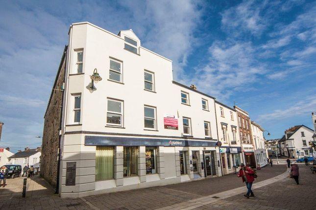Thumbnail Flat to rent in Molesworth Street, Wadebridge