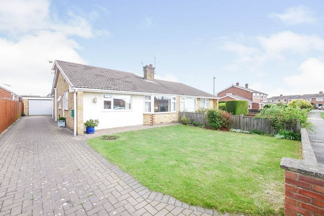 Thumbnail Bungalow for sale in Crossways, York