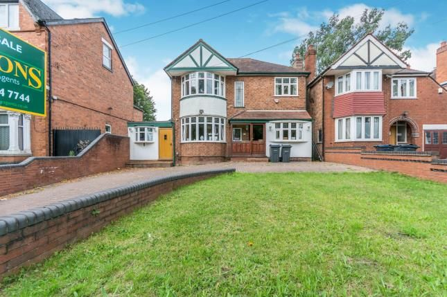 Thumbnail Detached house for sale in Stoney Lane, Yardley, Birmingham, West Midlands