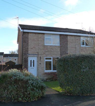 Thumbnail Semi-detached house to rent in Truro Road, Harrogate
