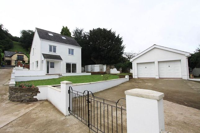 Thumbnail Detached house for sale in Bulmore Road, Caerleon, Newport, Newport