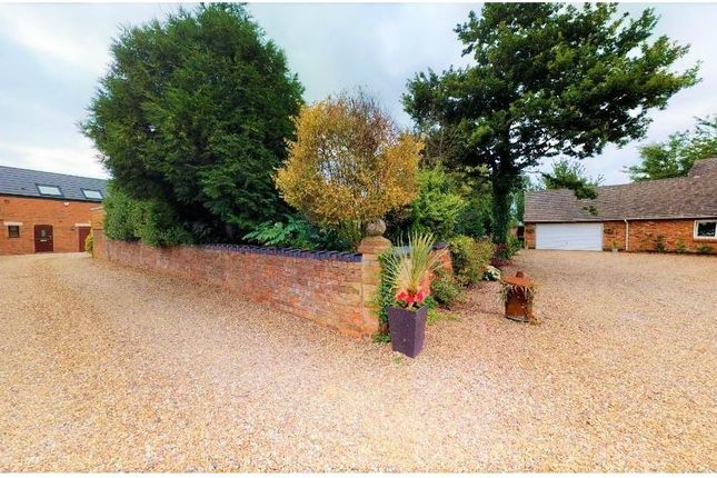 Thumbnail Detached bungalow for sale in High Street LE9, Leicestershire,