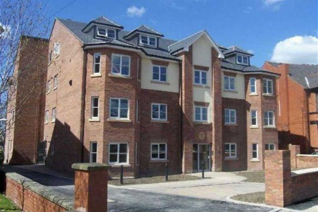 Thumbnail Flat to rent in Ladybrook Court, 19 Ladybridge Road, Cheadle Hulme