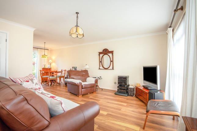 Living Room of Kelvin Close, Epsom, Surrey, . KT19