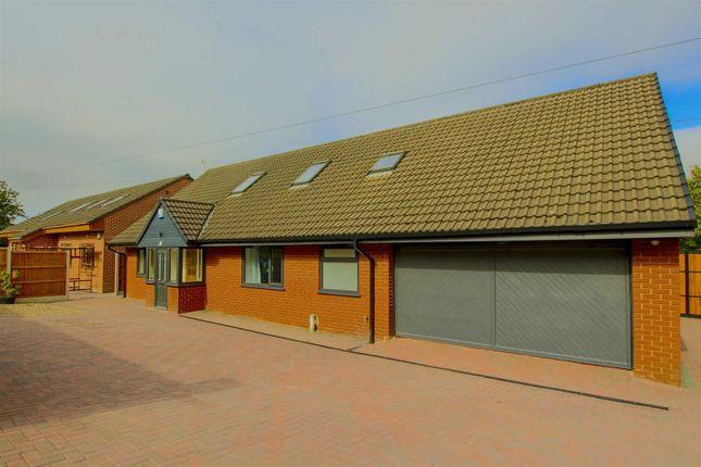 Thumbnail Detached bungalow for sale in Park Lee Road, Blackburn