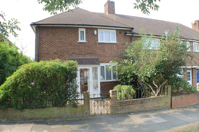 Thumbnail End terrace house to rent in Biddenden Way, London
