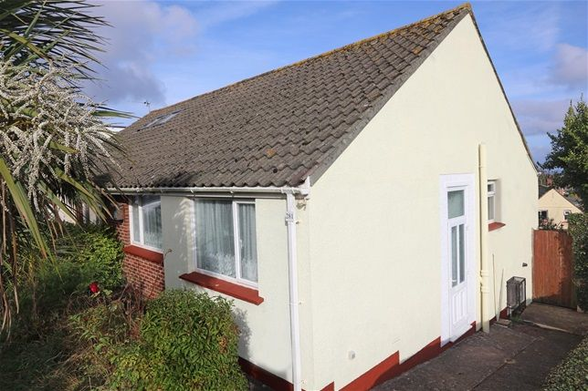 2 bed semi-detached bungalow for sale in Kings Ash Road, Paignton