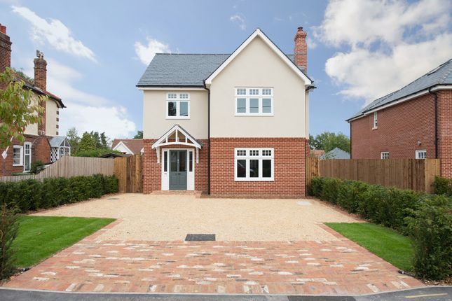 Thumbnail Detached house for sale in Mell Road, Tollesbury, Maldon