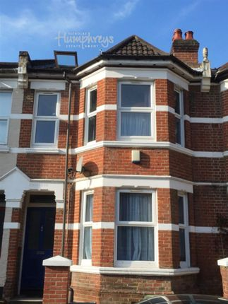 Thumbnail Property to rent in Silverdale Road SO15, 7 Bed