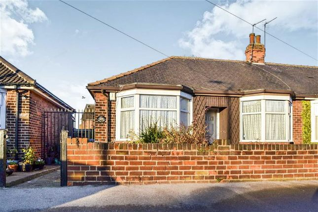 Thumbnail Semi-detached bungalow for sale in Telford Street, Hull, East Yorkshire