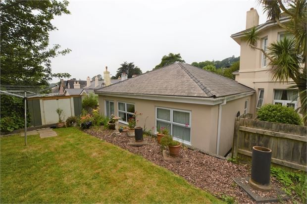 Thumbnail Bungalow for sale in Babbacombe Road, Babbacombe, Torquay, Devon.