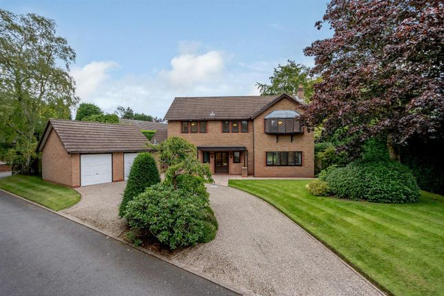 Thumbnail Detached house for sale in Heather Court Gardens, Sutton Coldfield