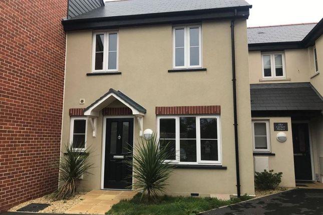 Thumbnail Terraced house to rent in Ashdale Mews, Pembroke, Pembrokeshire