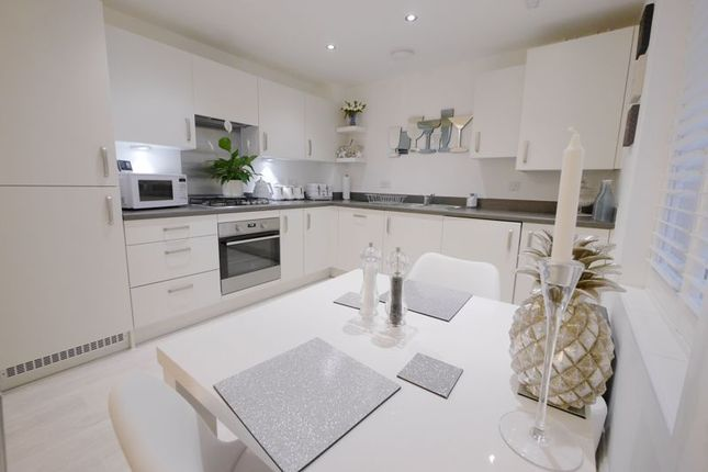 Thumbnail Flat to rent in Diamond Drive, Didcot