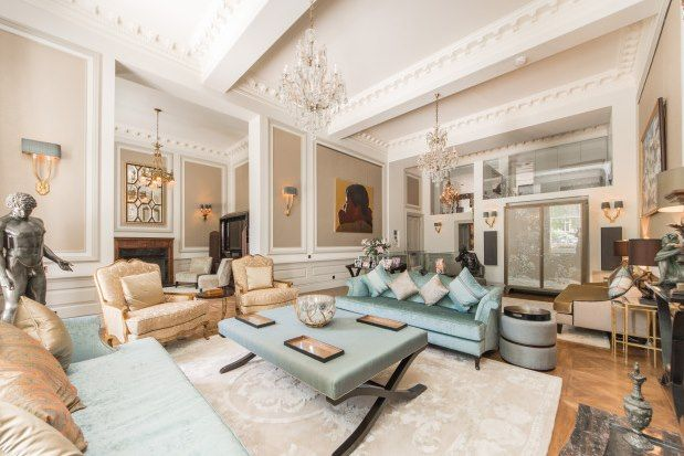 Thumbnail Flat to rent in Princes Gate, South Kensington