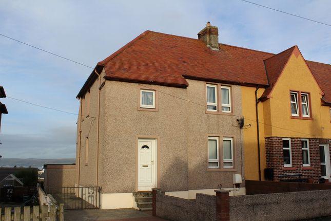 Thumbnail Semi-detached house for sale in 70 Mount Vernon Road, Stranraer