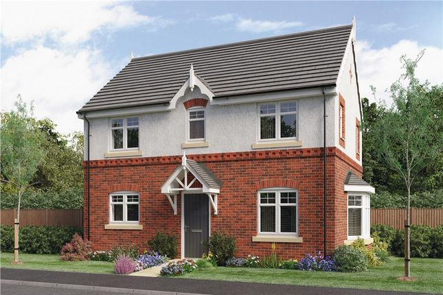 "Thumbnail Detached house for sale in ""Gregory"" at Mount Pleasant Road, Repton, Derby"