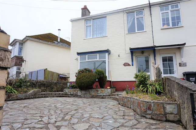 Thumbnail End terrace house for sale in South Street, Braunton