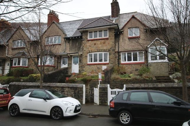 Thumbnail Terraced house for sale in Garden Suburbs, Pontywaun, Cross Keys, Newport