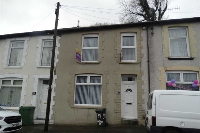 Thumbnail Terraced house to rent in Arthur Street, Mountain Ash, Rhondda Cynon Taf